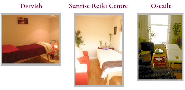 Reiki rooms in Dublin