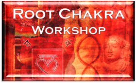 Reiki root chakra workshop