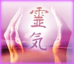 Reiki hands on healing