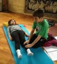 Children doing Reiki and ADHD